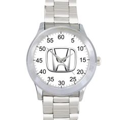 Honda Racing Logo Watch