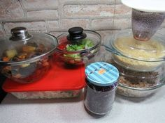 Prepararea mesei pentru o saptamana - YouTube Paste, Jar, Cooking, Youtube, Diet, Kochen, Jars, Brewing, Youtube Movies