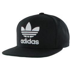 adidas Men s originals snapback flatbrim cap a7e394d59aa4
