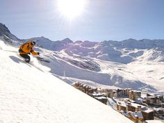 Val Thorens - going here in January... extremely excited!