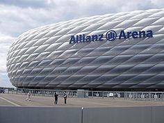 so the UEFA Champions League 2012 Final in Allianz Arena Munich is Bayern Munich vs Chelsea