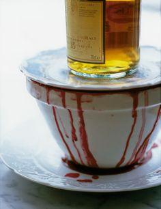 Wine-Soaked Autumn Pudding