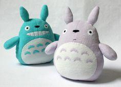 My Neighbor Totoro Plushies!