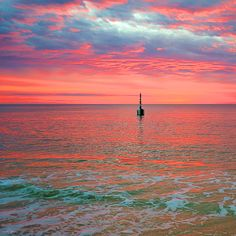 Cottesloe Beach - The Best Sunset in the World - Perth, Western Australia