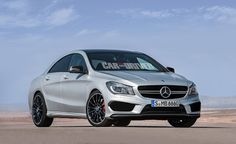 The Mercedes-Benz A Class #carleasingdeal | One of the many cars and vans available to lease from www.carlease.uk.com