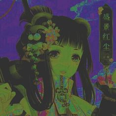 Aesthetic Grunge, Aesthetic Art, Aesthetic Pictures, Aesthetic Anime, Glitch, Arte Obscura, Gothic Anime, Wow Art, Cybergoth