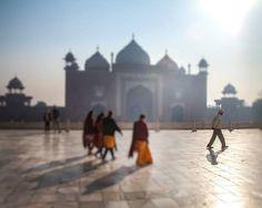 Taj Mahal India, 2014 por Claudio Edinger.jpg