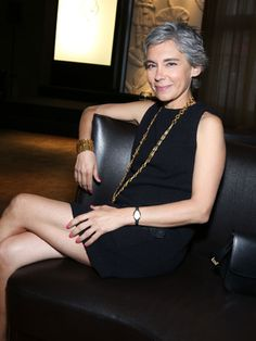 La journaliste française Élisabeth Quin