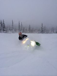 Snowmobile, Sweden, Grönfjäll, arcticcat