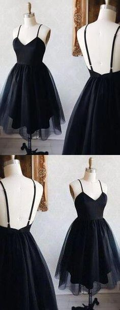 Black v neck Homecoming Dress,Cheap Homecoming Dress,short prom dress, homecoming dress, Shop plus-sized prom dresses for curvy figures and plus-size party dresses. Ball gowns for prom in plus sizes and short plus-sized prom dresses for Short Graduation Dresses, Cheap Homecoming Dresses, Dresses Short, Hoco Dresses, Trendy Dresses, Cheap Dresses, Simple Dresses, Fashion Dresses, Prom Dress