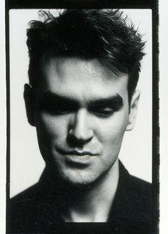 Morrissey by Anton Corbijn in 1988