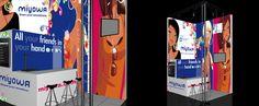 Trabajos de la agencia de publicidad Taos para MIYOWA