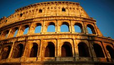 See the sunset on the Colleseum, Rome http://www.abackpackerstale.com/blogs/backpacking-italy-travel-tips/