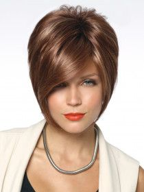 Audacious Long Body Loose Layered Wave Bangs Capless Synthetic Wig 16 Inches Cosplay Wig Beads & Jewelry Making