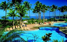 Stayed at this resort in Kona, Hawaii in 2006...Hilton Waikoloa