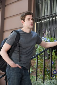 John Krasinski in Something Borrowed.