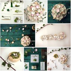 matrimonio-green-botanico-organico-fiori di carta-roma-tema-botanical wedding-paper