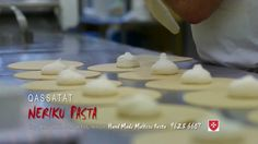 How to make the perfect pastizzi by NERIKU PASTA, in Rooty Hill N.S.W.