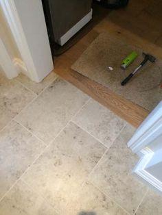 portfolio smooth floors mottled amtico tiles installation 03 Kardean Flooring, Stone Flooring, Kitchen Flooring, Floors, Kitchen And Bath, New Kitchen, Kitchen Ideas, Tiled Hallway, Living Area