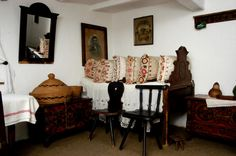 Hungary, Folk Art, Design Inspiration, Cottage, Interiors, Traditional, Country, Architecture, House
