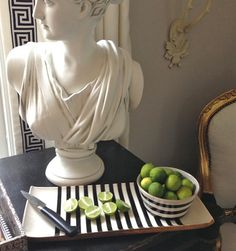 Erin Gates Collection, for Jill Rosenwald Gray Interior, Best Interior Design, White And Gold Decor, Black And White, Erin Gates, Elements Of Style, Curtain Designs, City Living, Color Stories