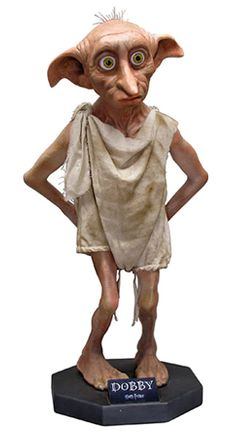 HARRY POTTER - Life Size Statue Dobby 95 cm