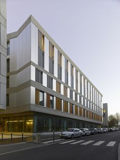 Archipel Habitat Head Office / Bruno Gaudin Architectes