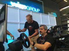 _wige mittendrin anstatt nur dabei! Die Simracing Expo lockte auch dieses Jahr wieder die besten Piloten Europas, sowie zahlreiche Aussteller an den Nürburgring. _Unsere Unit nürburgring.tv media services war auch dieses Mal wieder in die Gesamtkonzeption der #SimRacingEXPO involviert. Darüber hinaus war _unsere SOLUTIONS mit Video-, Licht und Tontechnik dabei.  #wigemacht #SRE #Simracing #EXPO #Motorsport #Nürburgring