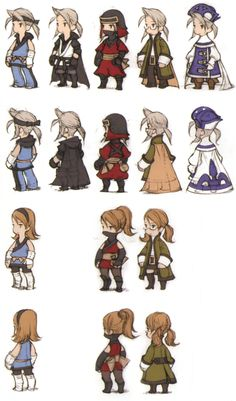 final fantasy concept art - Buscar con Google