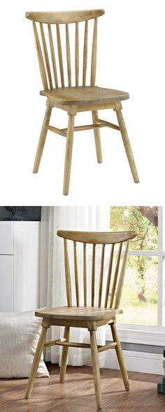 """You know simple is neither plain nor ordinary, and your fine-tuned interior design blueprint shows it. Some may see the Harper's Grove Dining Chair as """"basic,"""" but your stellar vision sees the design g...  Find the Harper's Grove Dining Chair, as seen in the The Brewery Collection at http://dotandbo.com/collections/the-brewery?utm_source=pinterest&utm_medium=organic&db_sku=121104"""