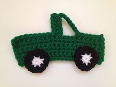 Pick-up truck applique ~ free pattern