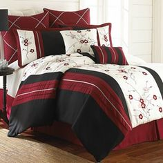 Master Bedroom Neru 8-pc. Comforter Set