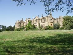 Chapel Cleeve Manor..... used to play in the grounds as a child