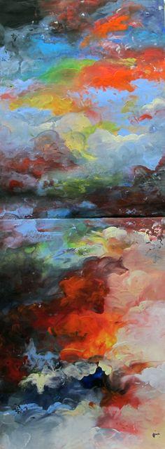 Liliana Soja, Sunset on ArtStack #liliana-soja #art