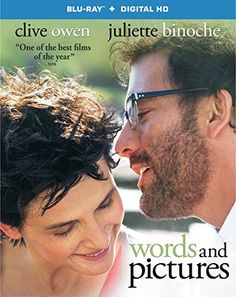 Best Product: Words & Pictures [Blu-ray]
