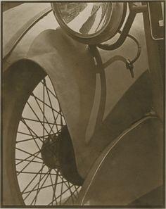 Paul Strand - Wire Wheel