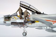 F-14A Tomcat by Hubert Ortinger (Hasegawa 1/48)