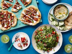 A Middle Eastern-inspired feast for six, for just 30 bucks? It's possible with these tasty and resourceful recipes from Food Network Kitchen.
