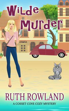 by Ruth Rowland. out of 5 . Mystery Series, Mystery Thriller, Mystery Books, Free Books Online, Cozy Mysteries, Free Kindle Books, Book Cover Design, New Friends, Book 1