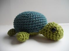 Etsy Wednesday: Amigurumi-Style Stuffed Toys