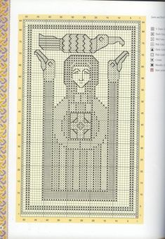 saint and bird icon Cross Stitch Christmas Cards, Celtic Cross Stitch, Celtic Patterns, Culture Travel, Free Pictures, Mythology, Bird, History, Gallery