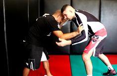 MMA training techniques led by Attila Végh - Part 3