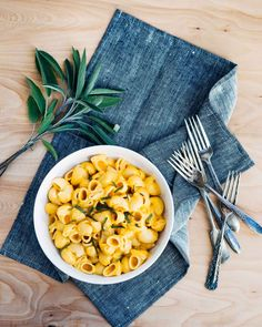 Butternut squash and beer mac and cheese.