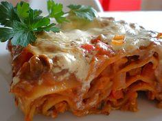 Frau S. verändert die Welt...: ...mit veganer Lasagne.