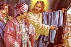 Jesus e o jovem rico