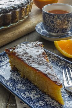 Lemon Desserts, No Bake Desserts, Dessert Recipes, Dessert Shots, Almond Cakes, Greek Recipes, Kitchen Recipes, International Recipes, Food To Make