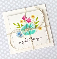 Welcome! It is Day 2 of additional projects using the NEW Papertrey Ink April release stamps and dies! SO.... lots more ideas comin' your wa...