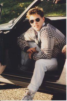 Corey Haim sunglasses