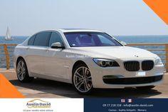 BMW 750 Li de 2013 avec seulement 5700 Km -