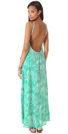 Flynn Skye Backless Maxi Dress | SHOPBOP